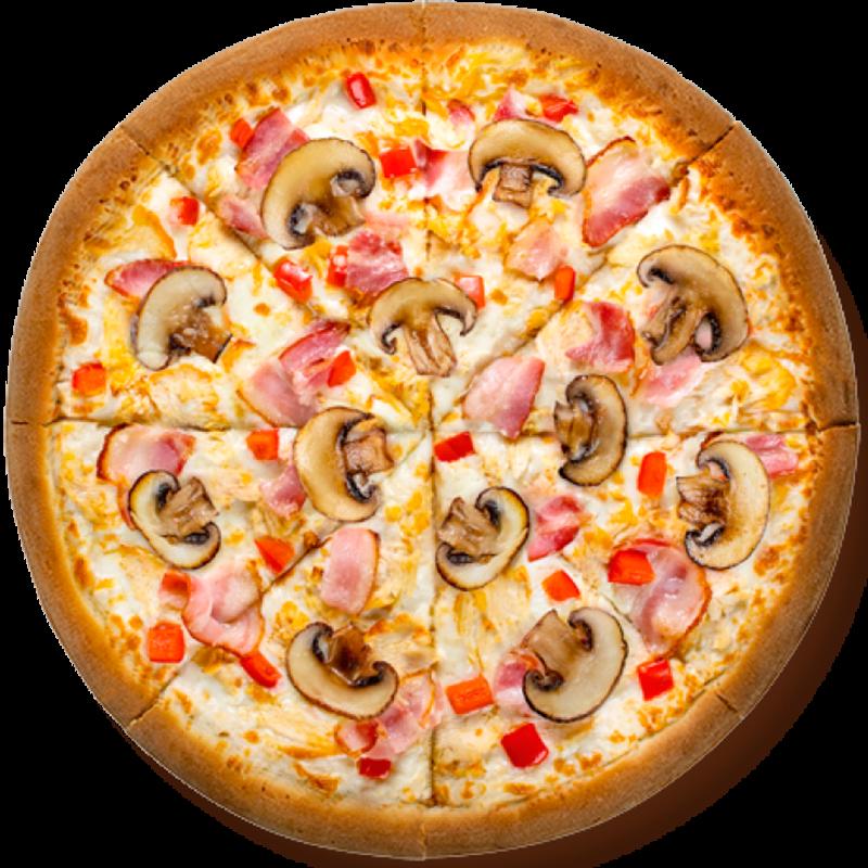 """Піца """"Карбонара"""""""