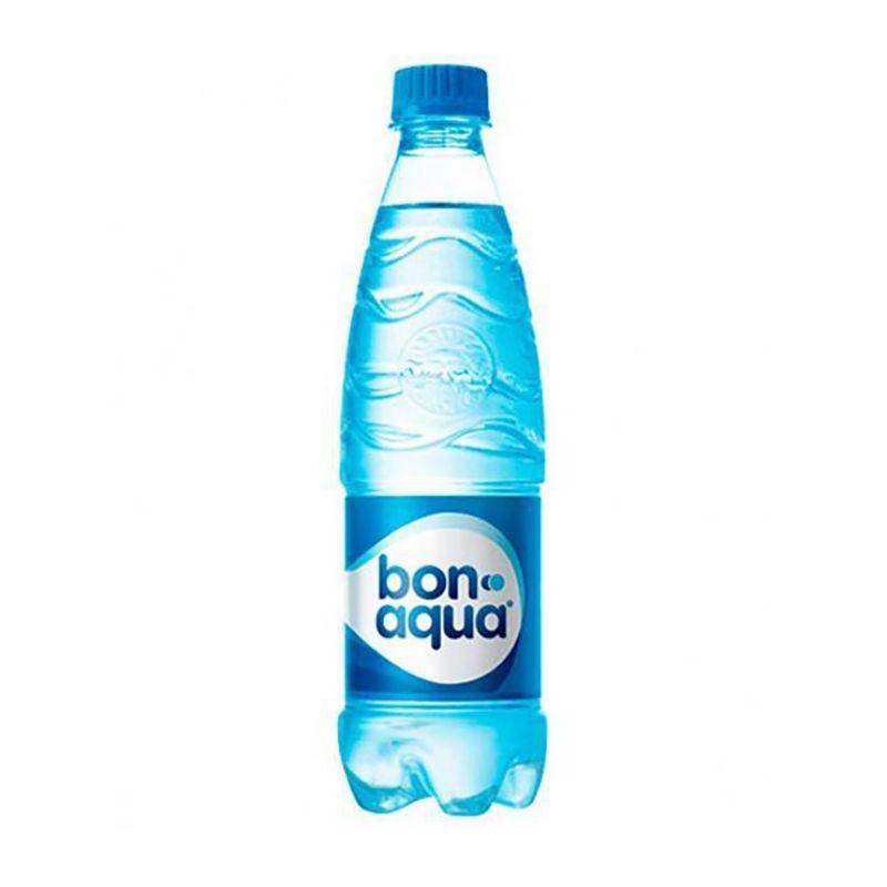 """Мінеральна вода """"Бонаква"""" (0,5л)"""