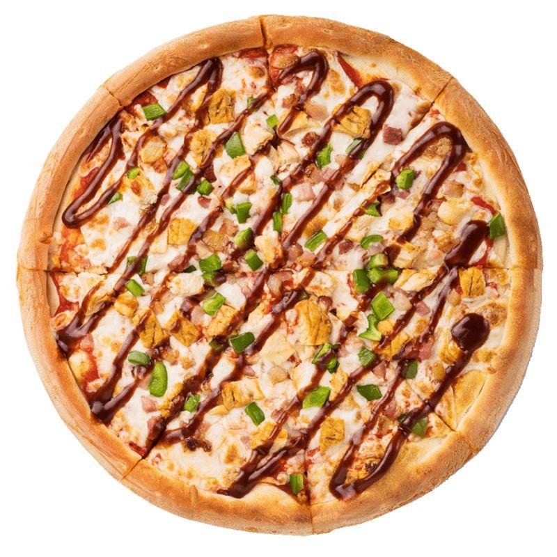Піца Курча барбекю