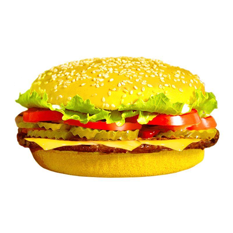 "Чізбургер ""Chicken Yellow Cheese"""