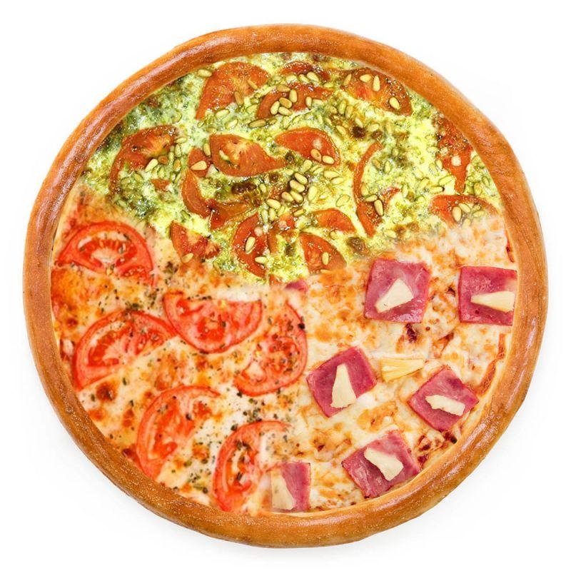 Піца Гавайське тріо