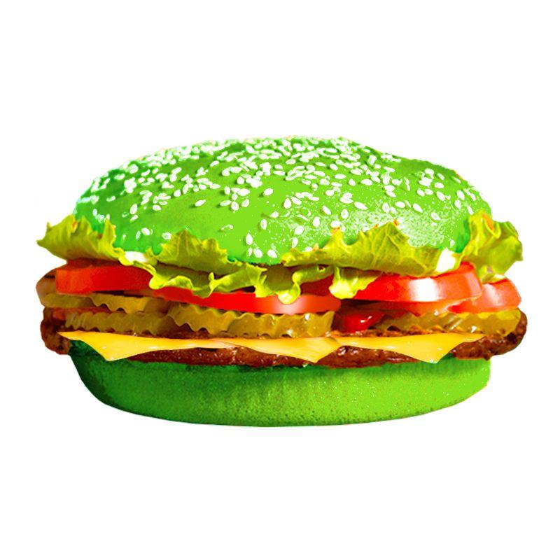 """Чізбургер """"Chicken Green Cheese"""""""
