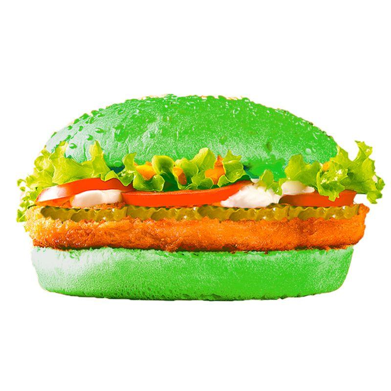 """Гамбургер """"Chicken Green"""""""