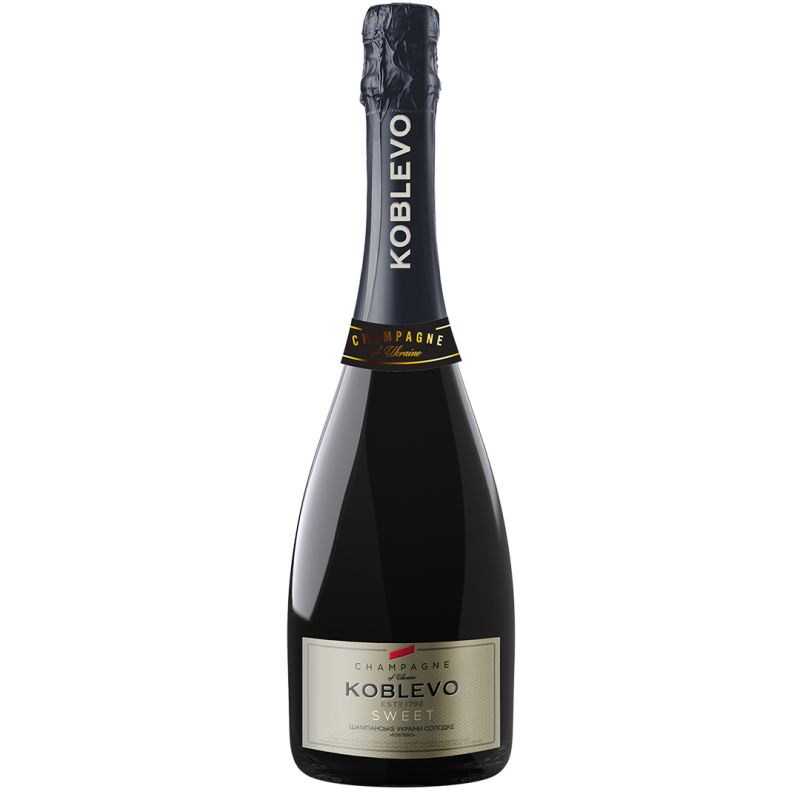 Шампанське Коблево солодке