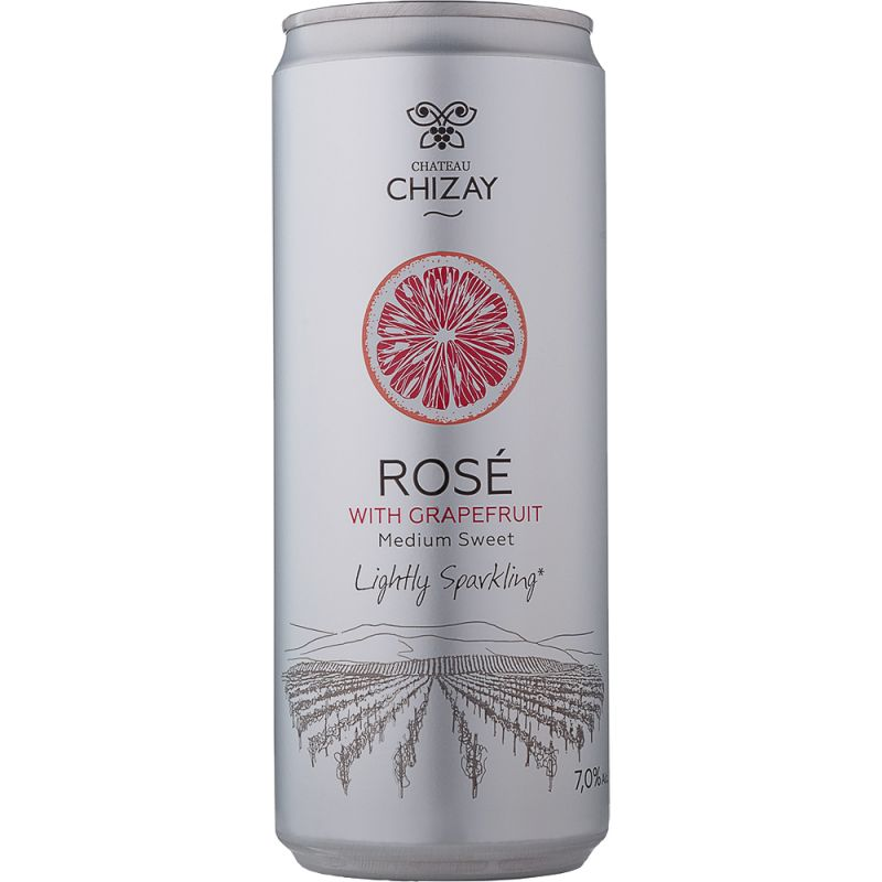 ROSE with Grapefruit 0,33 л
