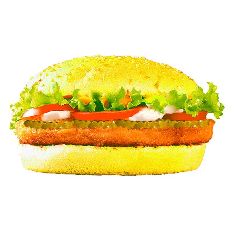 """Гамбургер """"Chicken Yellow"""""""