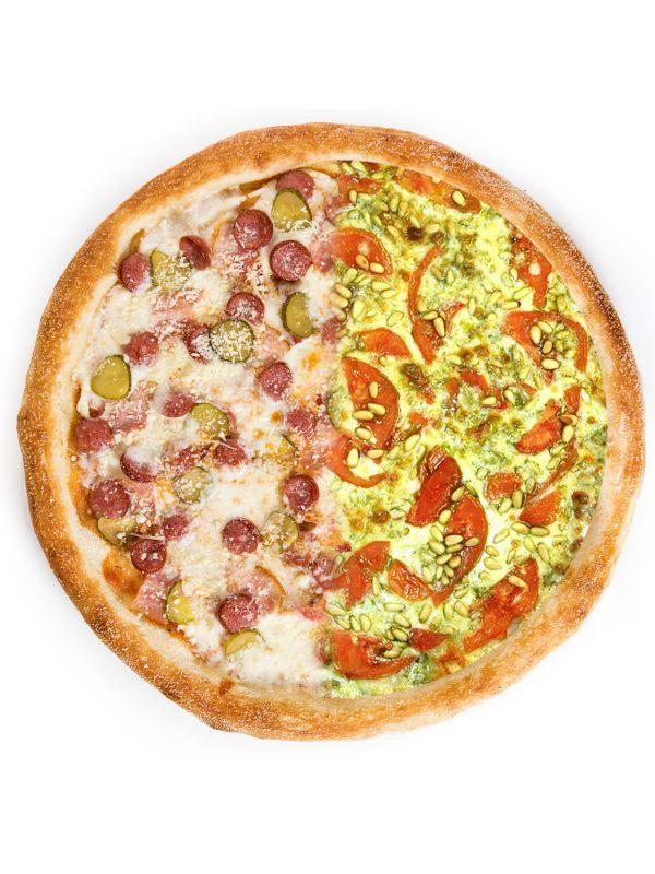 Піца Дует Мисливська - Песто