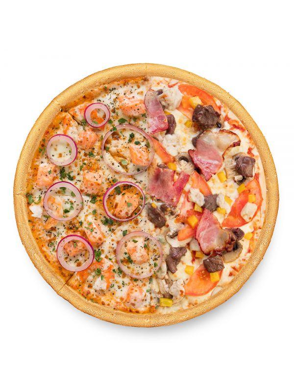 Піца Дует М'ясна - Філадельфія
